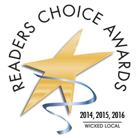 Glow Skin Salon is the Wicked Media's Readers Choice Award Recipient for 2014, 2015, 2016
